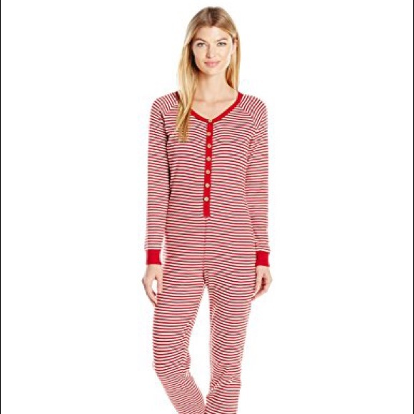 39e5795784 Burt s Bees Baby Other - Burt s Bees XS Womens candy cane holiday onesie